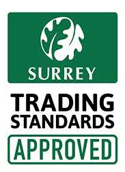 approved tree surgeons Addlestone