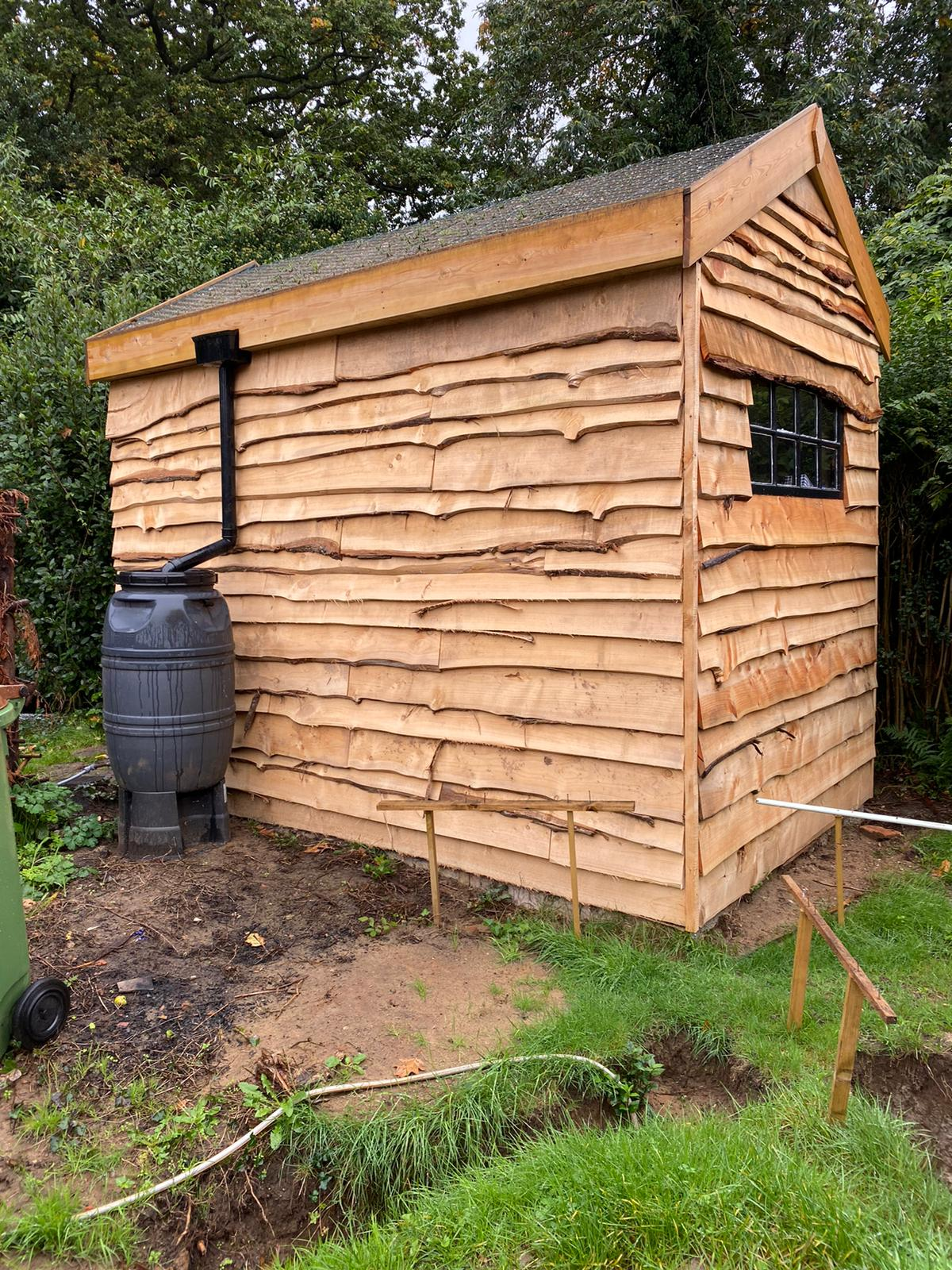 Bespoke Timber Shed